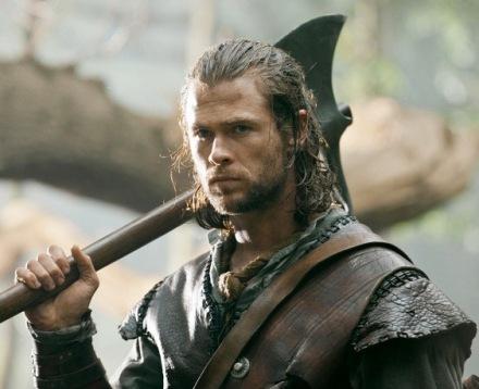 Snow White and the Huntsman- Chris Hemsworth
