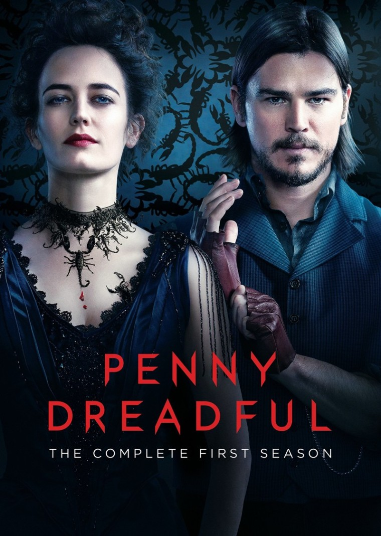 Penny Dreadful - póster temporada 1