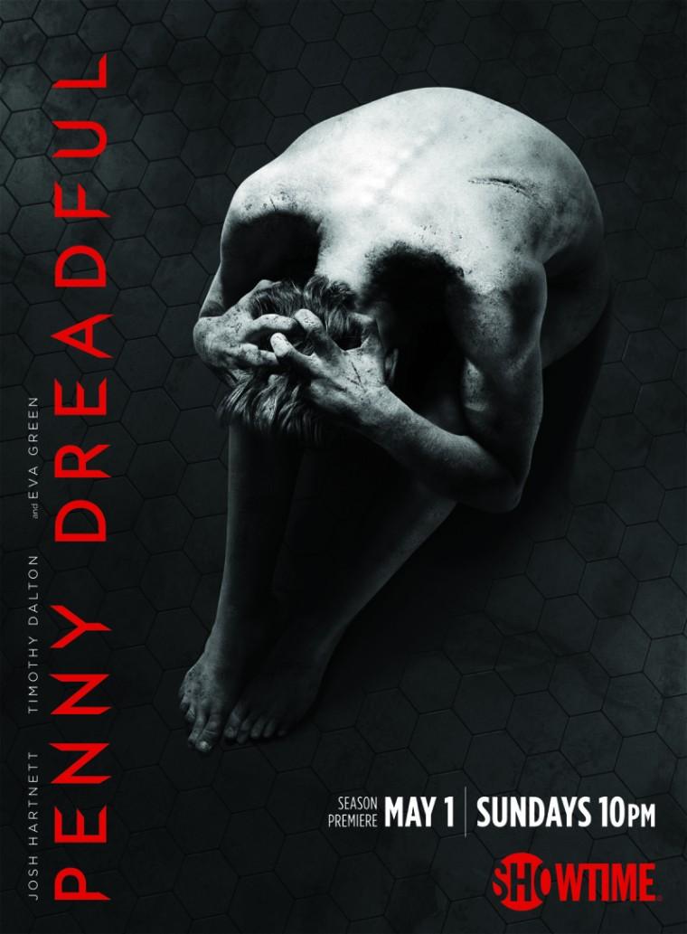 Penny Dreadful - póster temporada 3