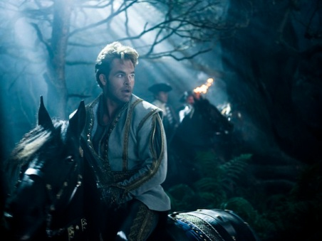 Chris Pine - Into the Woods
