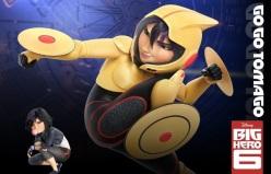 Big Hero 6- Gogo Tomago