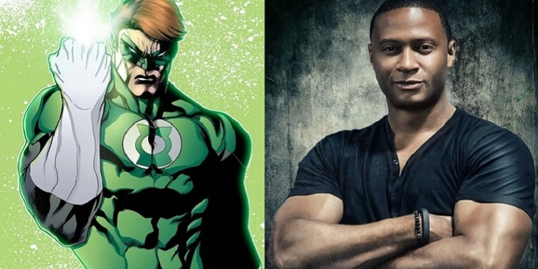 arrow- john diggle green lantern