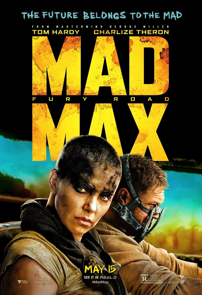 Mad Max: Fury Road - poster
