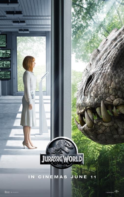 Bryce Dallas-Howard - Jurassic World