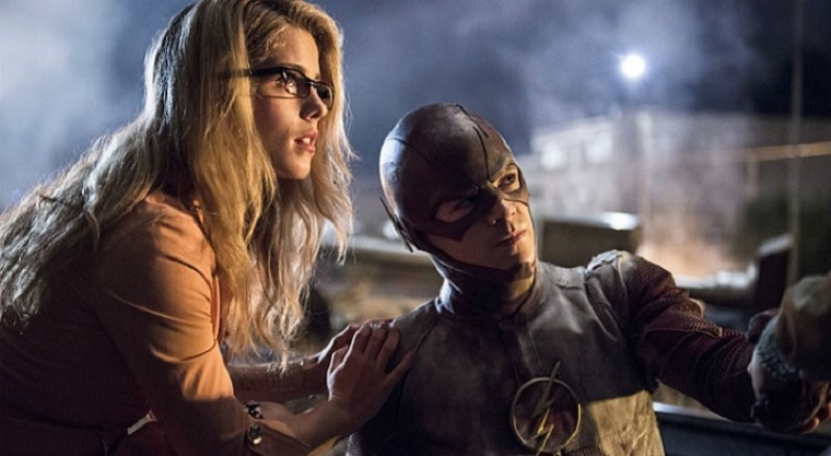 the flash crossover