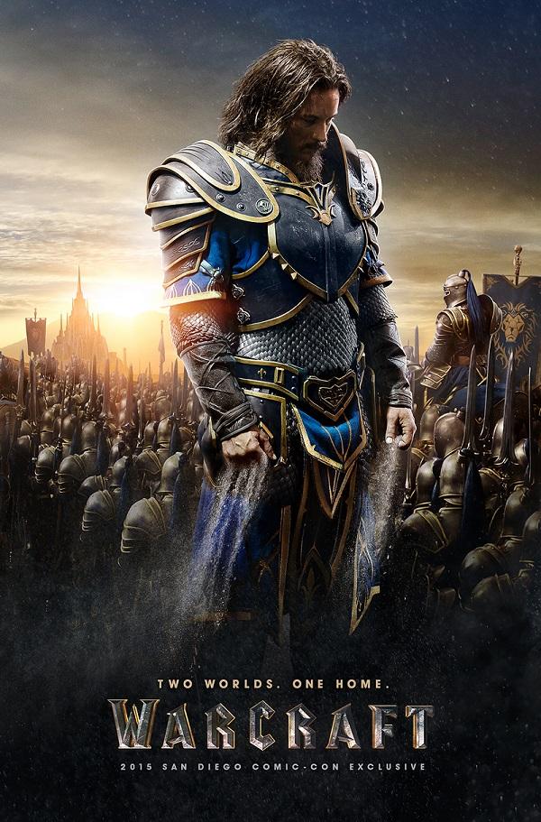 warcraft -lothar poster