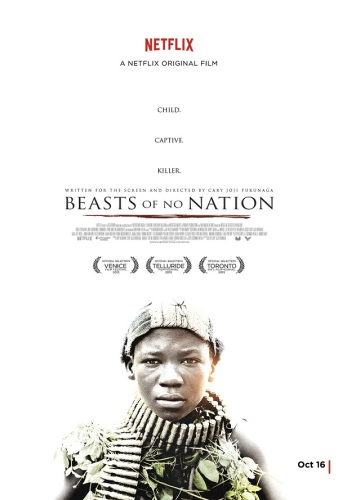 Beasts of No Nation-poster