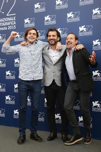 'El Clan' Photocall - 72nd Venice Film Festival
