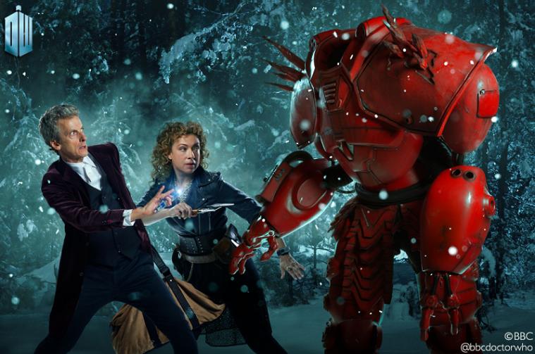Especial de Navidad - Doctor Who
