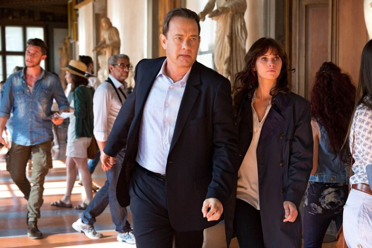Tom Hanks, Felicity Jones - Inferno
