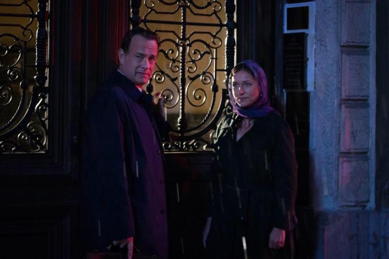 Tom Hanks, Sidse Babett Knudsen - Inferno