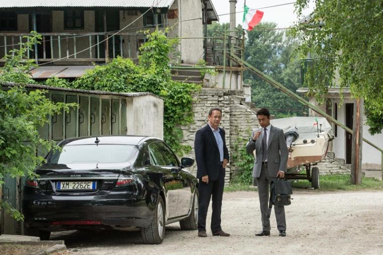 Tom Hanks, Irrfan Khan - Inferno