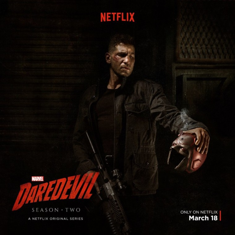 The Punisher - póster