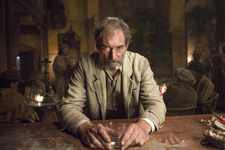 Timothy Dalton as Sir Malcolm in Penny Dreadful (season 3, episode 1). - Photo: Jonathan Hession/SHOWTIME - Photo ID: PennyDreadful_301_5002